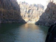 Victoria Falls Gorge