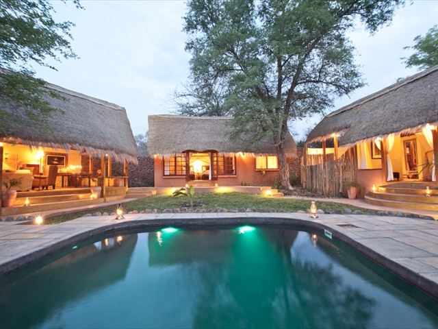 Livingstone accommodation Packages