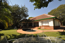 Livingstone Lodge Poolside - Victoria Falls, Zimbabwe