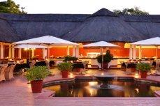 Jungle Junction, Victoria Falls Hotel - Victoria Falls, Zimbabwe