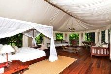 Kanga Camp - Mana Pools National Park, Zimbabwe