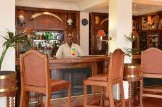 Stanley Terrace, Victoria Falls Hotel - Victoria Falls, Zimbabwe