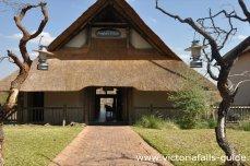 Victoria Falls Safari Club - Victoria Falls, Zimbabwe