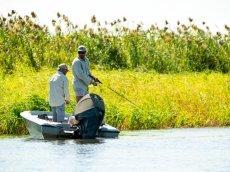 Fishing on the Chobe River - Chobe Princess Houseboat, Namibia