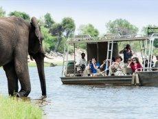 Chobe Princess Houseboat - Chobe River, Namibia