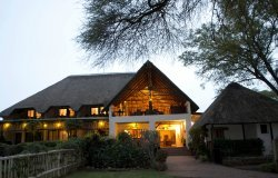 The Garden Lodge near Chobe National Park, Botswana