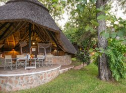 Hornbill Lodge in Kariba town, Zimbabwe