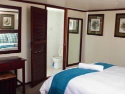 En-suite rooms in Catalina Houseboat - Kariba