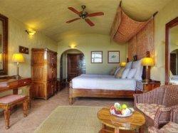 Luxury hotel-type lodge - the only one inside Chobe National Park, Botswana