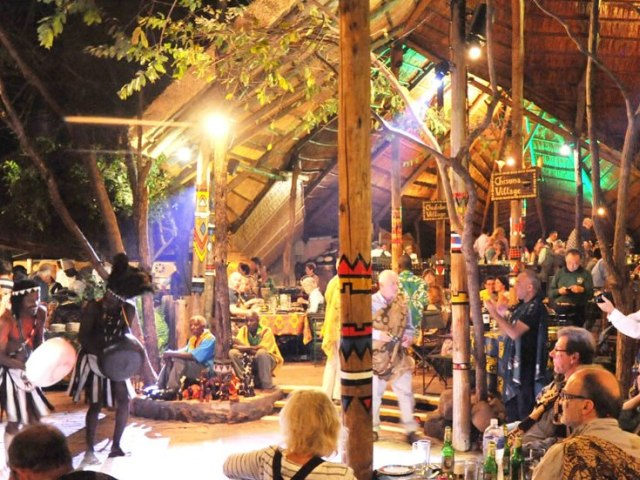 The Boma Dinner experience in Victoria Falls, Zimbabwe - African cultural experiences