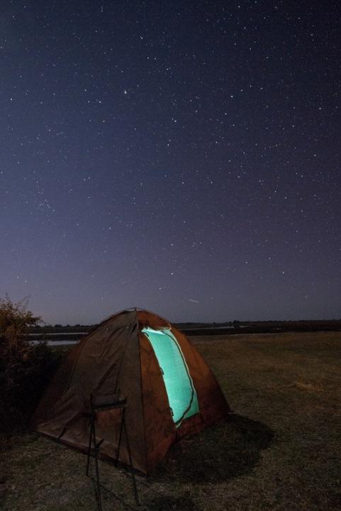 Under the Chobe starlight - Chobe National Park, Botswana