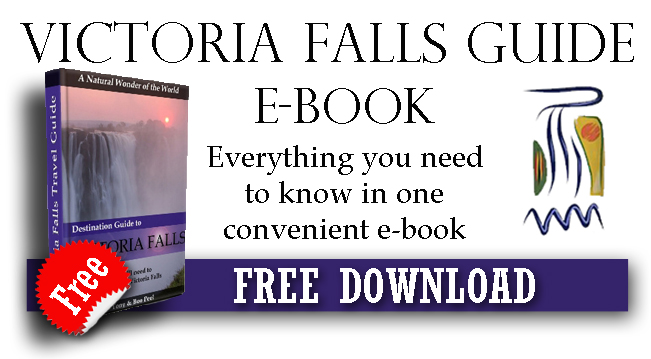Download this 100% FREE Travel Guide with all things Victoria Falls