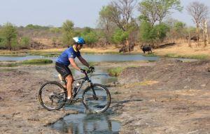 Zambezi Cyle Challenge - annual event in Victoria Falls, Zimbabwe