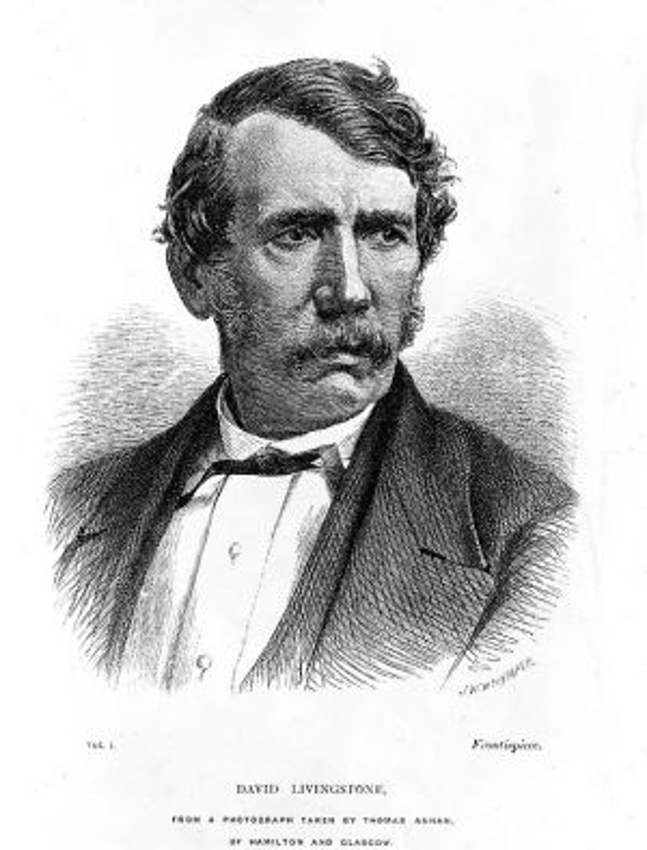 David Livingstone Portrait