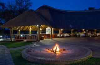 A Zambezi Hotel, Victoria Falls - Zimbabwe