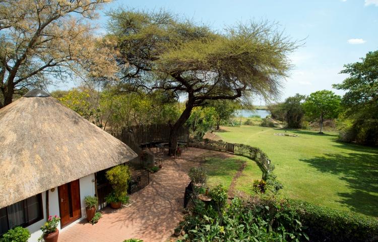 Botswana Accommodation and flights package - The Garden Lodge, Chobe, Botswana