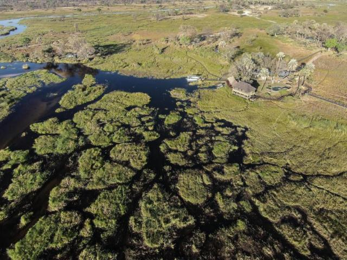 Gunns Camp packaged with Chobe Safari Lodge for a Chobe and Okavango Safari - Botswana