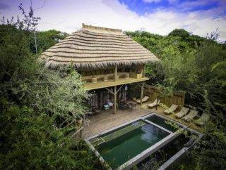 Bakwena Lodge along the Chobe River, Botswana