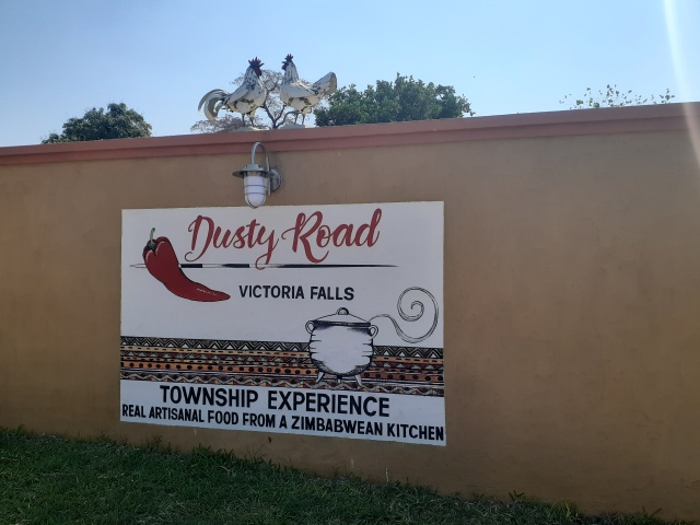 Dusty Road township experience in Victoria Falls, ZImbabwe