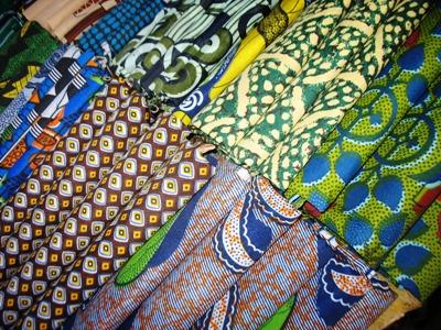 African print or chitenge/kitenge