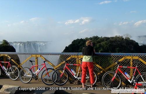 Bike tours Victoria Falls