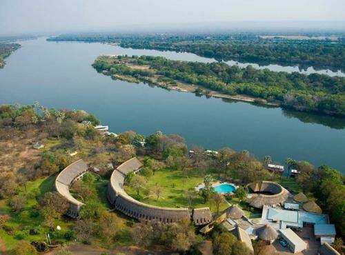 A' Zambezi Hotel - Victoria Falls Accommodation