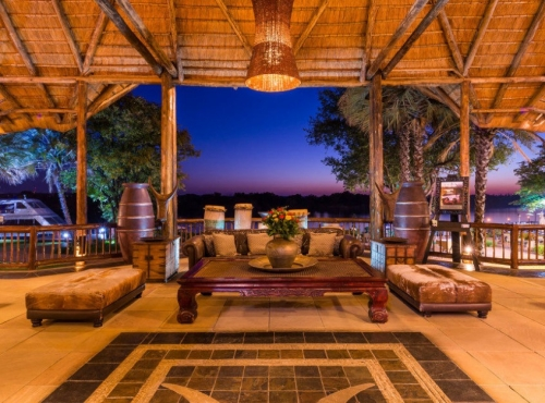 David Livingstone Safari Lodge and Spa, Victoria Falls - Livingstone, Zambia