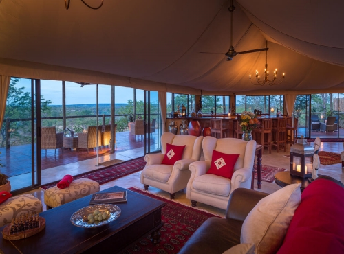 Elephant Camp West - Victoria Falls accommodation