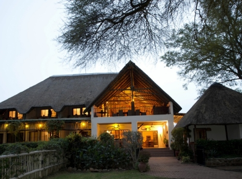 The Garden Lodge near Chobe National Park, Botswana