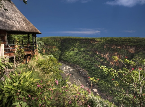 Gorges Lodge - out of town Victoria Falls Accommodation