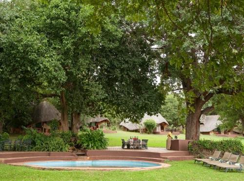 Imbabala Safari Lodge in Victoria Falls