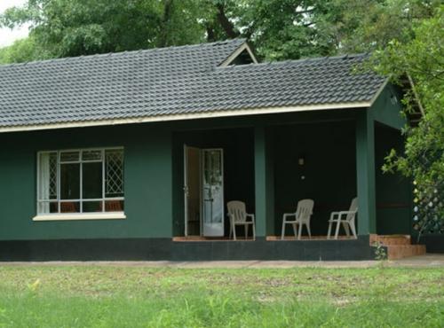 A lodge at Zambezi National Parks accommodation - self catering Victoria Falls accommodation