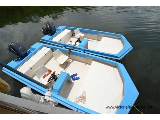 Tender boats for the OB Joyful