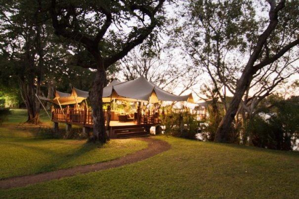 The Elephant Cafe, Victoria Falls, Zambia