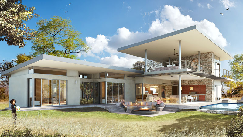 Victoria falls property for sale for Holiday home designs victoria