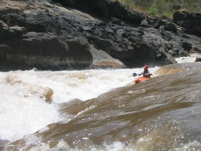 kayak victoria falls