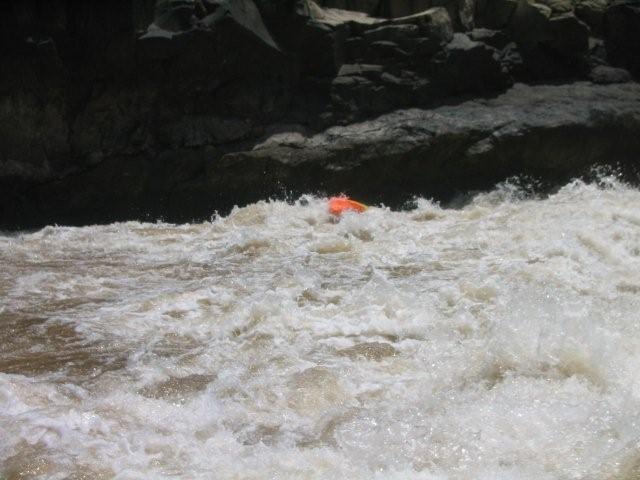 kayaking zambezi river
