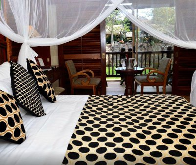 The King's Club at the Kingdom Hotel, Victoria Falls