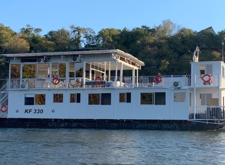 The Meremaid Houseboat