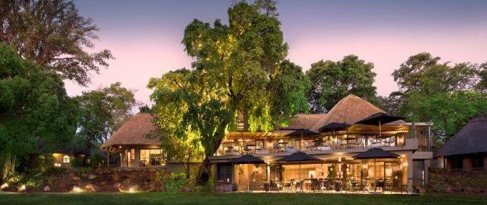 Beautiful Stanley & Livingstone Hotel