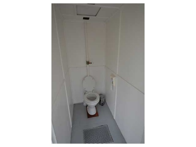 Separate toilets