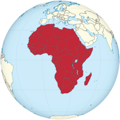 Facts About Africa Detailed And Interesting Information On Africa - Africa map ks2