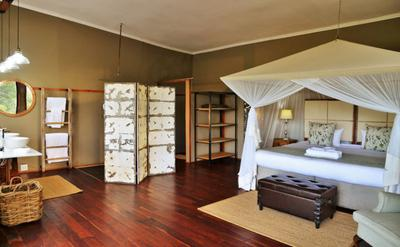 Khulu Retreat - exclusive use villa in Hwange National Park, Zimbabwe