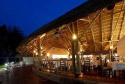Amulonga Restaurant at A'Zambezi Hotel - Victoria Falls