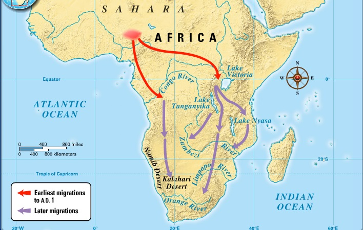 History of africa from egyptian hieroglyphics to the struggle for bantu migration africa gumiabroncs Choice Image
