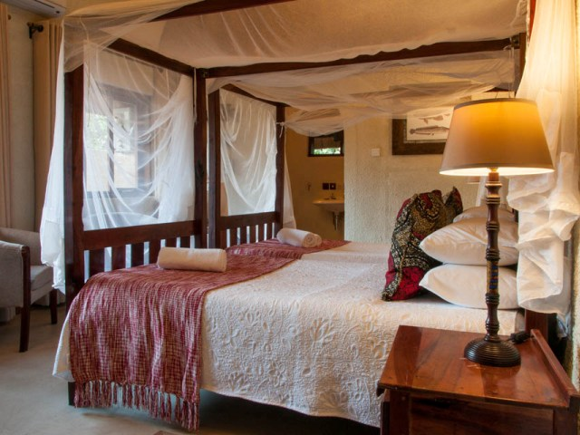 Bayete Guest Lodge room in Victoria Falls town, just 3.5kms from the mighty Mosi oa Tunya, Zimbabwe