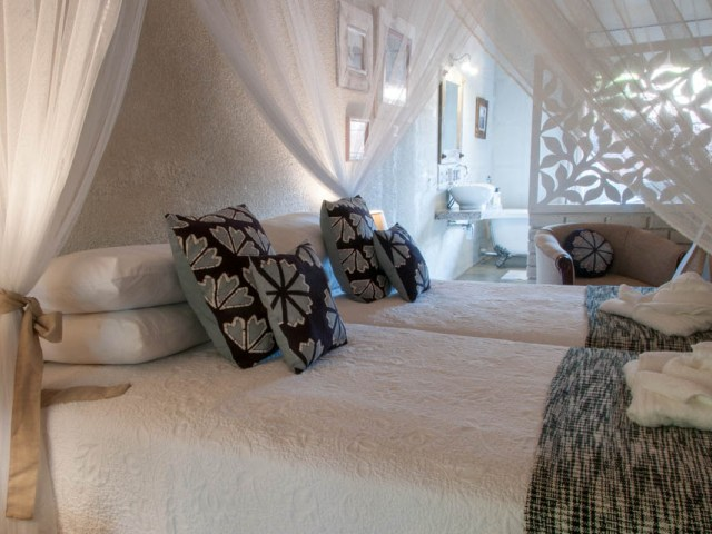 Executive Suite at Bayete Guest lodge, Victoria Falls, Zimbabwe