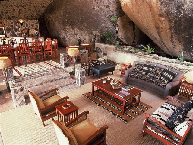Big Cave Camp - Matobo National Park, Zimbabwe