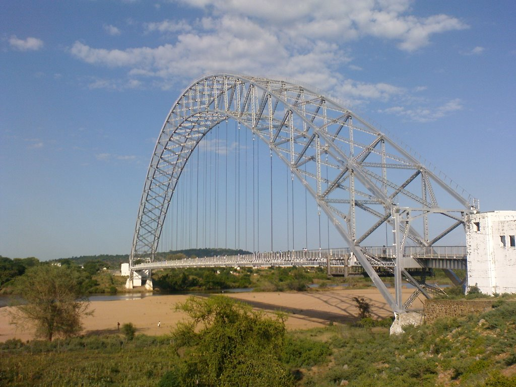 Birchenough Bridge in Zimbabwe