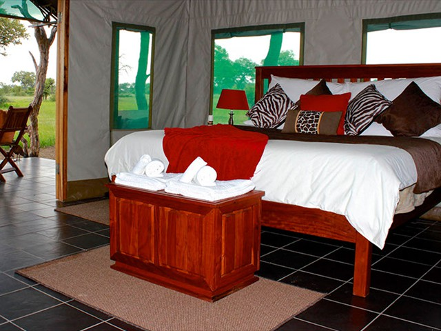 Bomani Honeymoon Suite